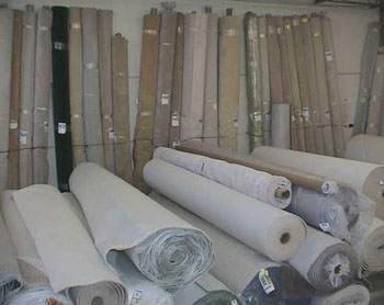 University Flooring has a wide selection of carpet remnants